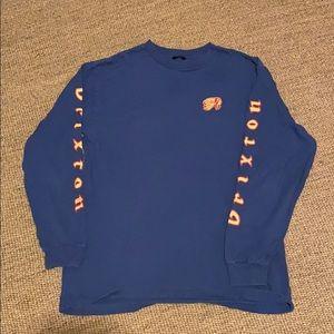 Brixton L/S T Shirt Sz M